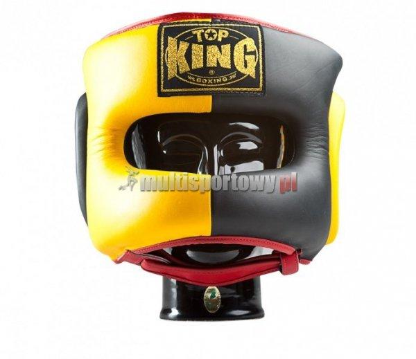 Kask z ochroną nosa TKHGPT OC Top King