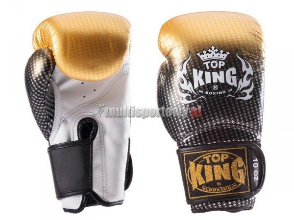 Rękawice bokserskie TKBGSS-01GD SUPER STAR Top King