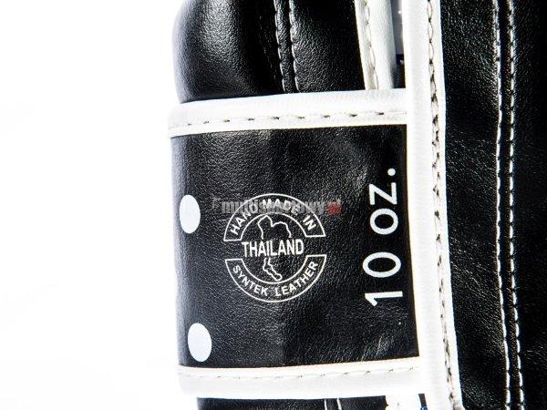 Rękawice bokserskie BGV-14 VINTAGE ART - POLKA DOT Fairtex
