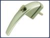 Klamka okienna Roto Swing secustik na klucz Srebrna R011 43mm