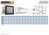 Drzwi aluminiowe 100x210 Aluprof MB59
