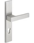 Klamka do drzwi bezpieczna TOTAL INOX LEWA 90mm