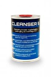Cleanser5 Środek do polerowania okien okna PCV 1L