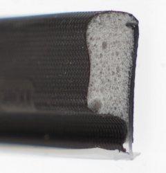 Uszczelka QLON QL3053 brązowa do okien drewnianych drzwi
