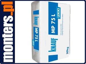 Tynk gipsowy Knauf MP75L 20kg