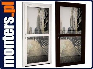 Drzwi aluminiowe 100x210 Aluprof MB45