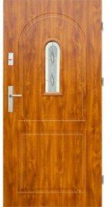 Drzwi wejściowe zewnętrzne Wikęd Premium wzór 3