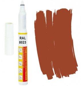 Kanten FIX RAL 8023 pomarańczowo brązowy Pisak