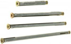 Kotwa łącznik do ościeżnic drzwi KO 10x92 100szt