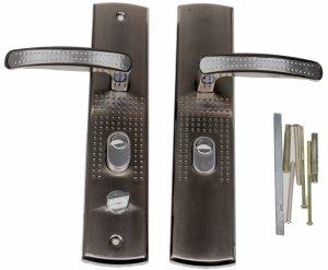 Klamka XLD-L PRAWA LED podświetlan drzwi chińskich