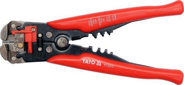 Ściągacz szczypce do ściągania izolacji  YATO 2313