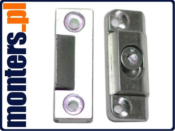 Docisk kryty wewnętrzny SAL do okien okucie ROMB