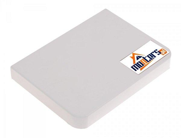 Parapet MDF Biały mat 62x30x2,5cm