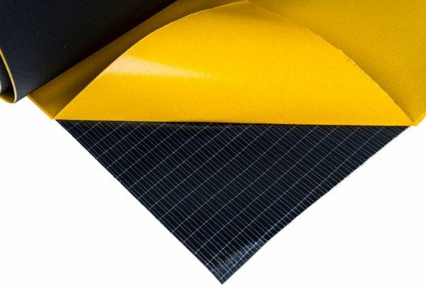 Taśma EPDM Pełny klej 60cm/20m folia membrana okna
