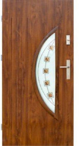 Drzwi wejściowe zewnętrzne Wikęd Premium wzór 7