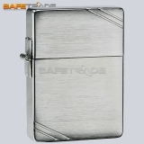 [ZIP-78] Kultowa Zapalniczka Zippo™ 1935 Brushed Chrome Replica