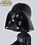 [CAF-63] Star Wars™ Darth Vader Super Figurka Na Monitor Bobble-Head