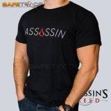 [TSH-44] Assassin's Creed™ T-shirt Koszulka Assassin Logo Asasyn L