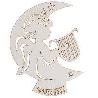 Beermata Księżyc Z Aniołkiem [ Komplet 20 Sztuk ]