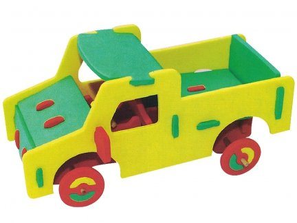 Zestaw Auto 4 [Komplet - 10 sztuk]