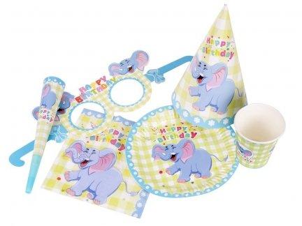 Zestaw Urodzinowy dla Chłopczyka [ZESTAW - 5 KOMPLETÓW]