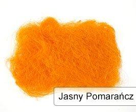 Sizal Kolor Jasny Pomarańcz [Komplet - 10 Sztuk]