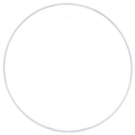 Koło Białe Łapacz Snów 40cm [Komplet 10szt]