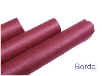 Flizelina Kolor Bordo 50cm/9m [Zestaw - 10 sztuk]