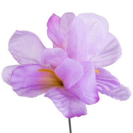 Główka IRYS Ciemny Róż 10cm [Komplet - 12sztuk]