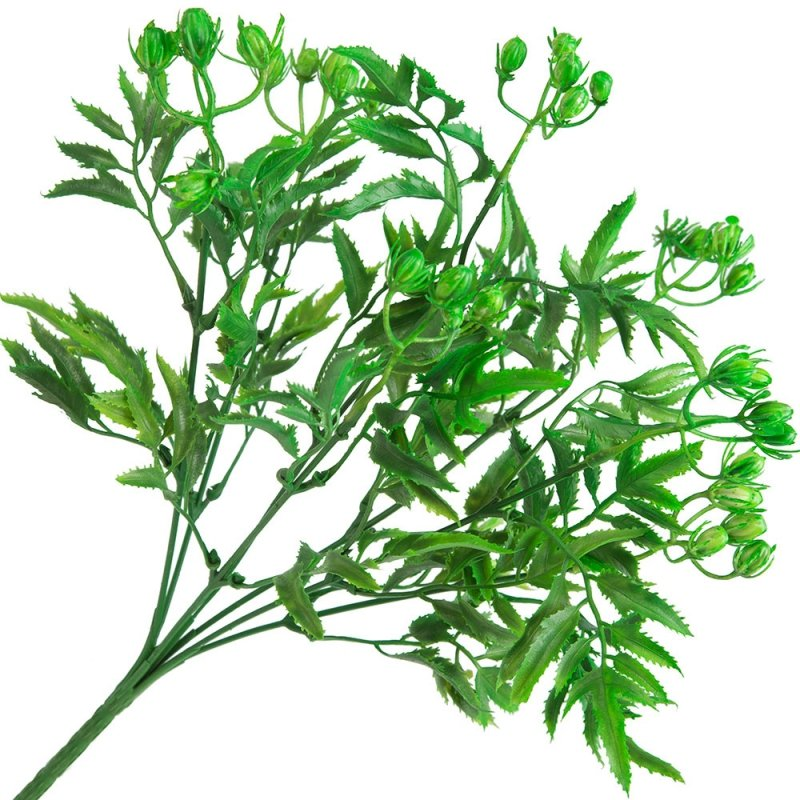 Gałązki Bukiet Zielone [Komplet 3szt]