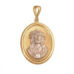 Medalik złoty 585 - Mv065