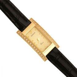 Zegarek złoty, damski, złoto 585 - Zv136-cz