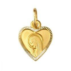 Medalik złoty 585 - 27419