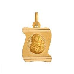 Medalik złoty 585 - 27432