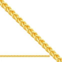 Łańcuszek złoty 585 - Lv002