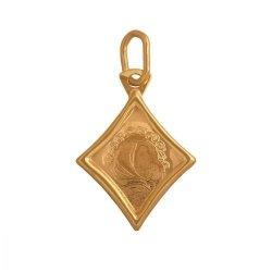 Medalik złoty 585 - 28812