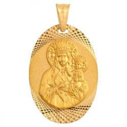 Medalik złoty 585 - 28899
