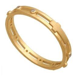 Różaniec złoty 585 - Pr001