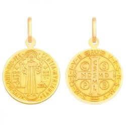 Medalik złoty 585 - 31046