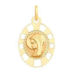 Medalik złoty 585 - 31261