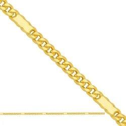 Łańcuszek złoty 585 - Lp013