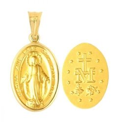 Medalik złoty 585 - 32728