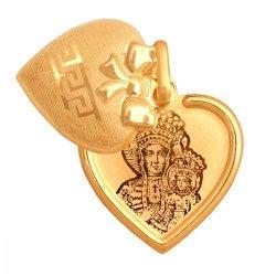 Medalik złoty 585 - 33816