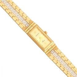 Zegarek złoty, damski, złoto 585 - Zv206