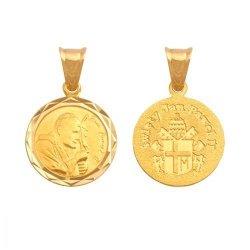 Medalik złoty 585 - 34663
