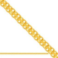 Łańcuszek złoty 585 - Lp230