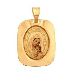 Medalik złoty 585 - 38290