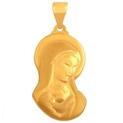 Medalik złoty 585 - 39561
