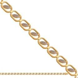 Bransoletka złota, damska 585 - 39779