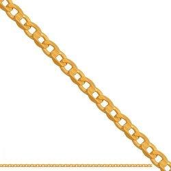 Łańcuszek złoty 585 - Lp062